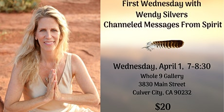 First Wednesday with Wendy Silvers - An Evening With Spirit tickets