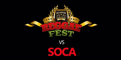Reggae Fest Vs. Soca at S.O.B's * April 17th* tickets