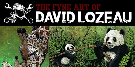 CANCELLED--The Fyne Art of David Lozeau tickets