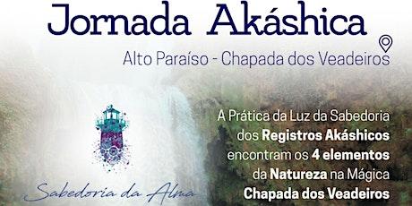Jornada Akáshica - Chapada dos Veadeiros ingressos