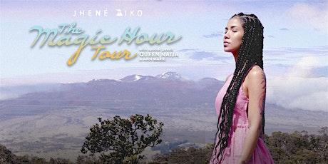 Jhene Aiko tickets