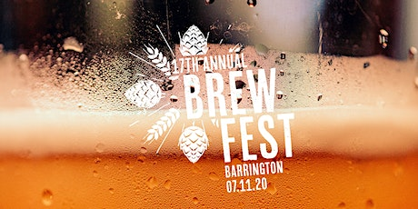Barrington Brew Fest - 17th Annual tickets
