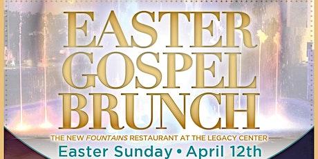 Legacy Center's Easter Gospel Brunch tickets