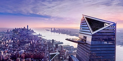 The Edge Observatory and Hudson Yards Tour
