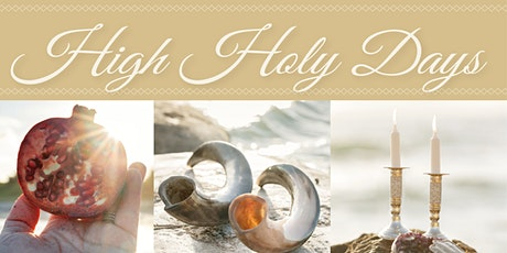 High Holy Days 5781 / 2020 tickets