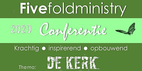 Fivefold Ministry Conferentie 2020 tickets