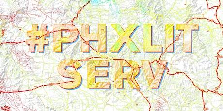 #PhxLitServ Meeting  tickets