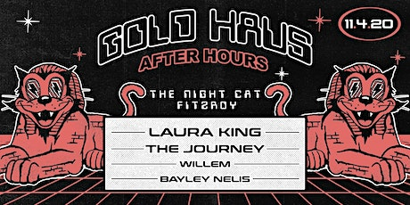 Gold Haus AFTERHOURS tickets