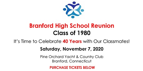 BHS CLASS OF 1980 ~ 40th REUNION  tickets