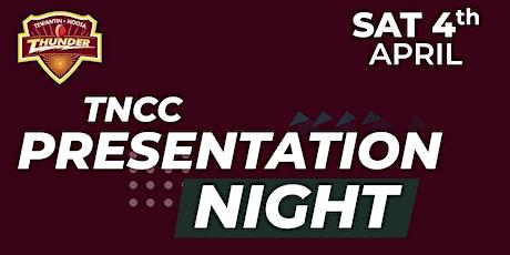 2019/2020 Tewantin Cricket Club Presentation Night tickets