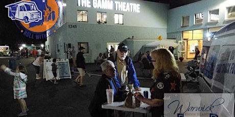 Warwick Food Truck Night - The Gamm Theatre tickets