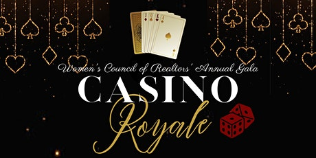 Casino Royale - WCR Annual Gala tickets