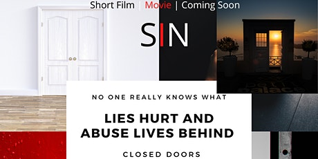 Short Film SIN Premier Private Screening Meet And Greet Dinner tickets