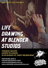 Tutored Life drawing at Blender Studios tickets