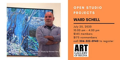 Open Studio Projects with Ward Schell tickets