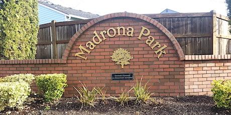 Madrona Park Community Sale tickets