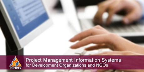 Online course: Project Management Information Systems for Development (September 7, 2020) tickets