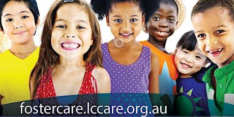 Foster Care Live Webinar tickets