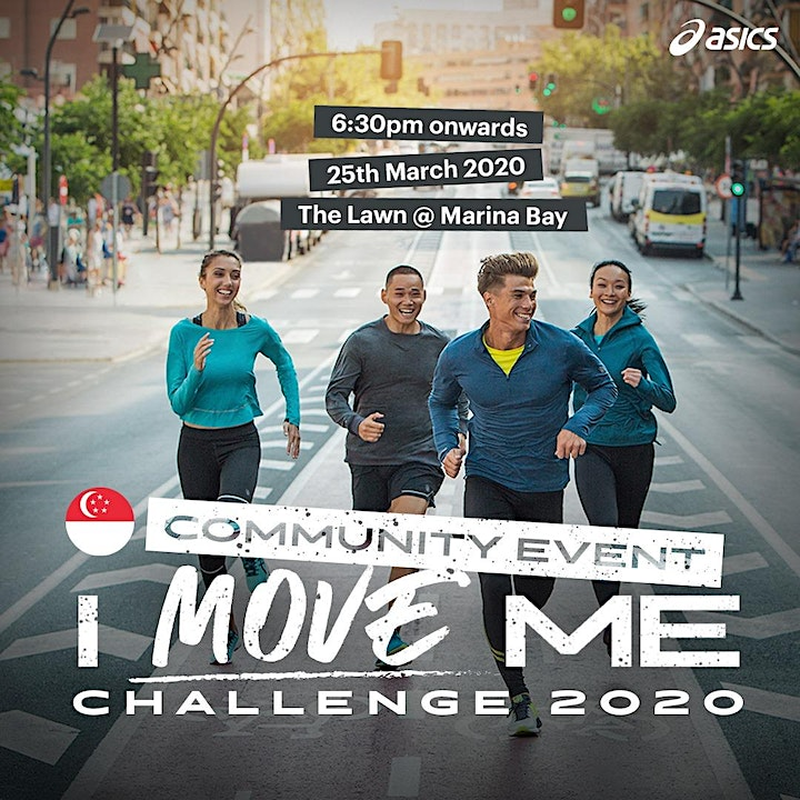 ASICS Running Club (25th March) image
