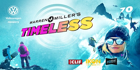Postponed | Shellharbour: Warren Miller's Timeless presented by Volkswagen tickets