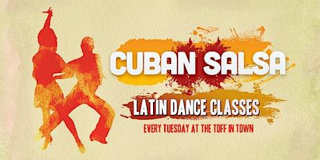 CUBAN SALSA TUESDAYS tickets