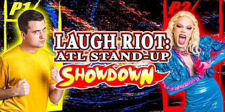 Laugh Riot: ATL Stand-Up Showdown tickets