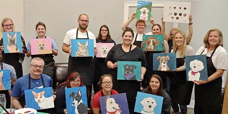 Paint Your Pet to benefit Goochland Community Cats tickets