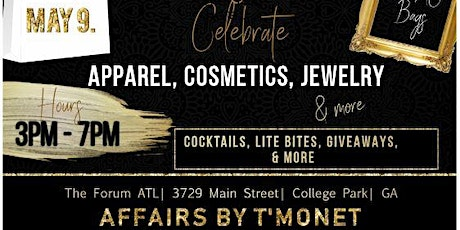 Sip, Shop, and Celebrate! tickets