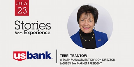 Stories from Experience with Terri Trantow, US Bank tickets