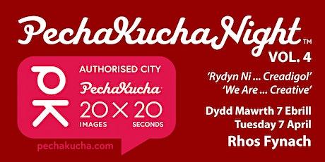 PechaKucha Creative & Digital -  Colwyn -  Creadigol & Digidol tickets