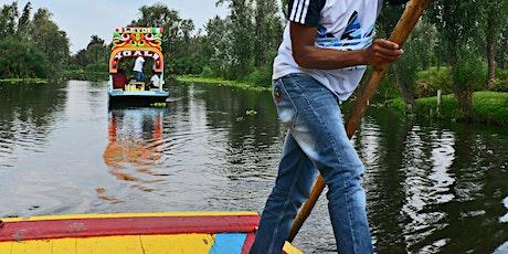 Xochimilco canal cruise tickets