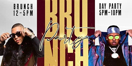 24K Brunch & Day Party at Cavali NY Mega Club #BHRIS tickets