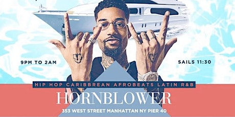PNB ROCK Performing Live YACHT PARTY! tickets