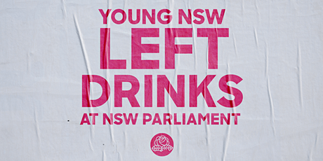 Young NSW Left New Members Drinks tickets