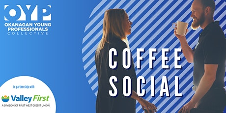 POSTPONED Young Professional Coffee Social tickets