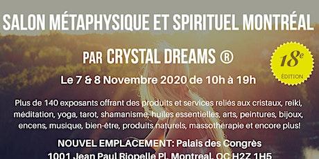 Le Salon Métaphysique et Spirituel de Montreal billets