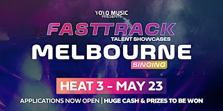 Fast Track Talent – Melbourne Singing 2020: HEAT 3 tickets