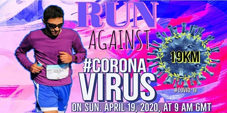 Run Against #Coronavirus - Covid19 tickets