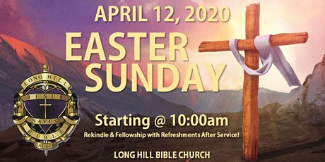 EASTER 2020 @ LHBC tickets