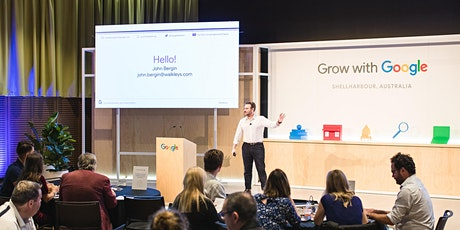 Free digital journalism training workshop - Grow with Google, Chatswood tickets