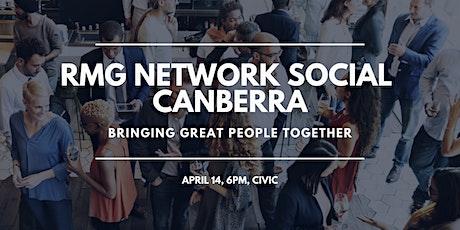 RMG Network Social - Canberra - VIRTUAL tickets