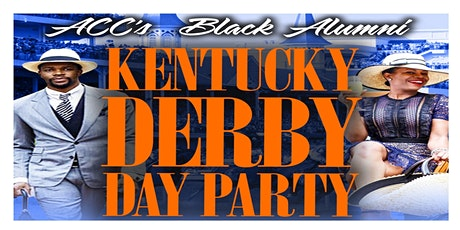 ACC's Black Alumni Kentucky Derby Day Party tickets