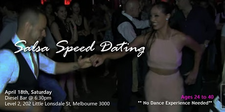 Salsa Speed Dating tickets