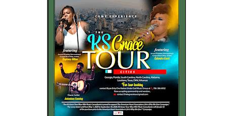 The KS Grace Tour Virtual Concert tickets