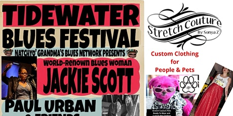 Stretch Couture @Tidewater Blues Festival tickets