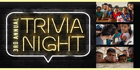 Healing Hands Medical Mission 3rd Annual Trivia Night tickets