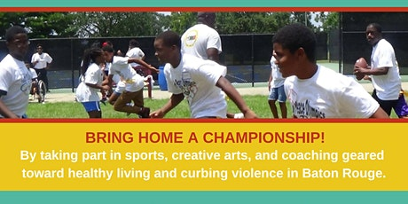 Youth Peace Olympics 2020 - Volunteers, Coaches and Mentors Training tickets