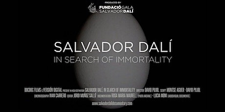 Salvador Dali: In Search Of Immortality - Geelong Premiere - Wed 8th April tickets