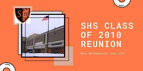 South High School Class of 2010 Reunion tickets