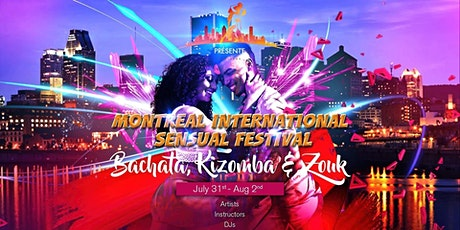 Montreal International Sensual Festival billets